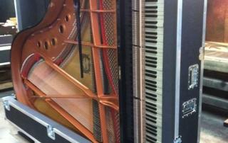 Heavy Duty Case For Grand Piano