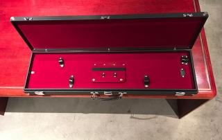 TransitPak - Ceremonial Sword Case Red Color