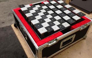 TransitPak Custom Chess Board Case