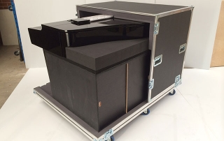 Heavy duty protection cases