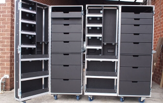 Cabinet Type Drawer Cases