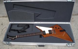 Acoustic Guitar Case Protection Explorer Model