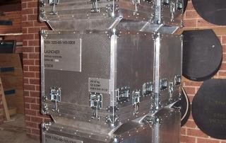 Waterproof Aluminum Cases