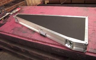 Custom Shaped Guitar Case