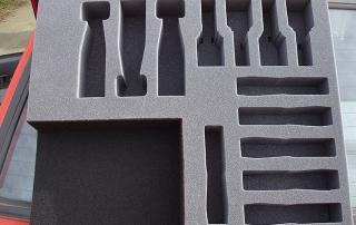 Microphone Custom Foam Insert
