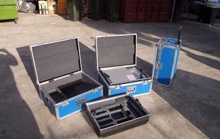 TransitPak Lightweight Flight Cases For Equipments