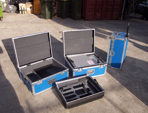 Transfer your equipment and instruments with our Flight Cases