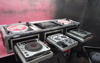 DJ Equipment Case
