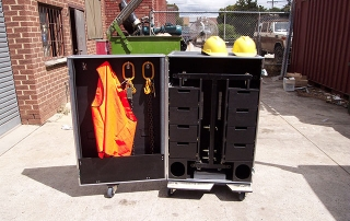 Heavy Duty Protection Cases for Rigging