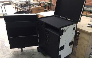Work Station Type Heavy Duty Case