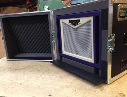 Heavy Duty Cases with Pick Foam